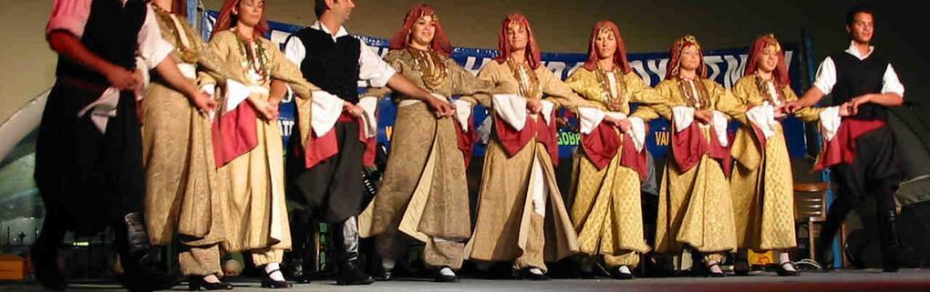 Греки - радушные хозяева.