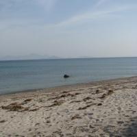 Западный пляж Кардамены