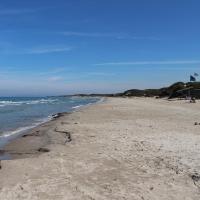 Кохилари пляж и спот на острове Кос
