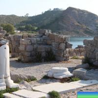 The Aghios Stefanos Basilicas