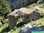 Развалины в старом Пили