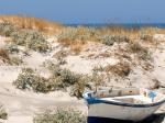 Мармари(Marmari) Остров Кос - Лодка на пляже