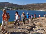 Пешие прогулки на острове Патмос