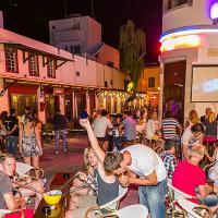 Улица баров на Косе